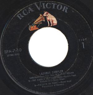 michael neno RCA Victor