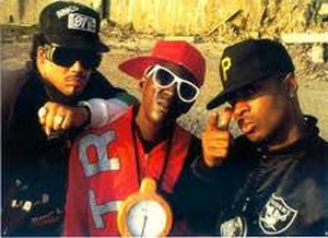'80s sonic assault by Public Enemy