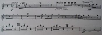 Bruckner 4th Symphony, movt. 3