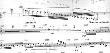 Brahms Schoenberg Clarinet 8