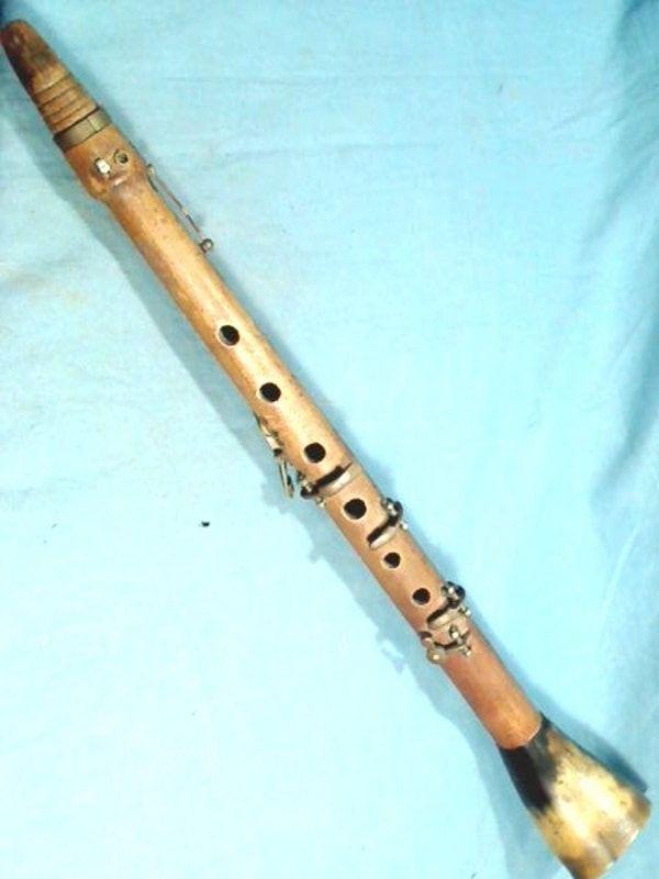 russian folk clarinet