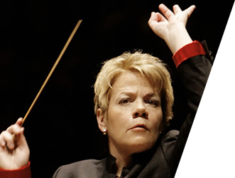 Marin Alsop suggests flexibility from musicians