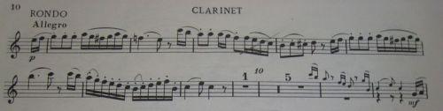 Rhythmic Feel in Mozart Rondo