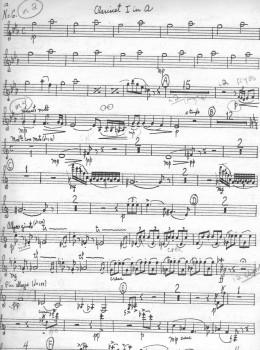 Tchaikovsky the nutcracker clarinet part