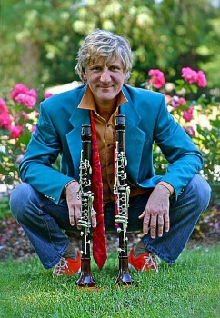 david h thomas, clarinetist
